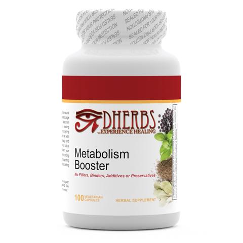 Metabolism booster recipes 600