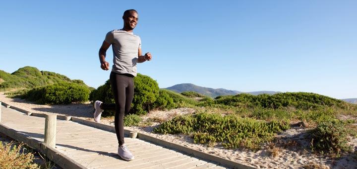 running-on-boardwalk