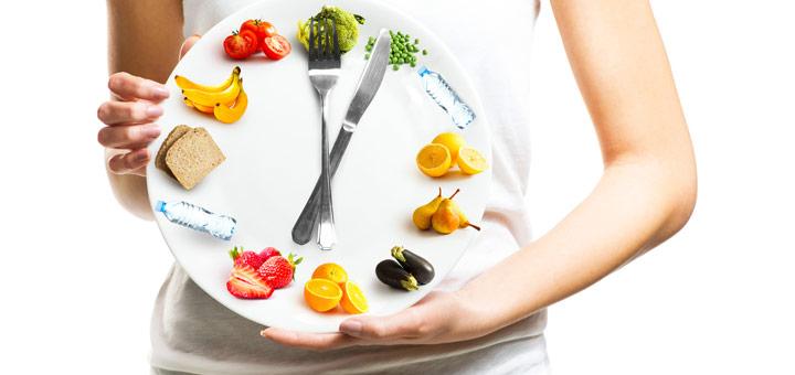 food-clock-health