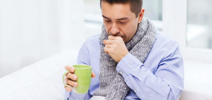 man-coughing