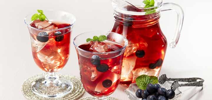 blueberry-green-tea