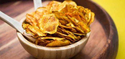 Healthy Snack Alert: Homemade Zucchini Chips