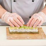 parsnip-sushi-making