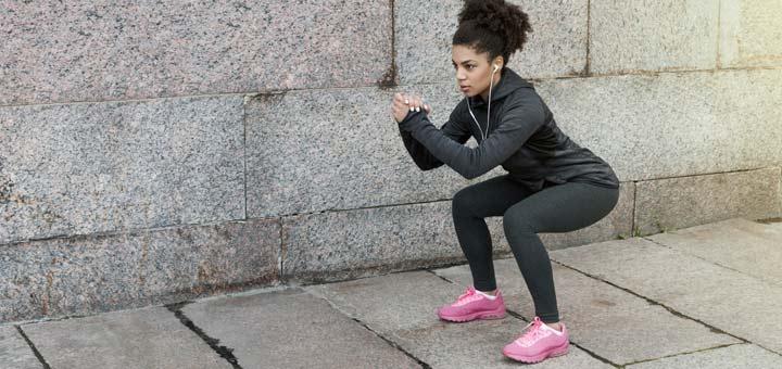 squatting-woman