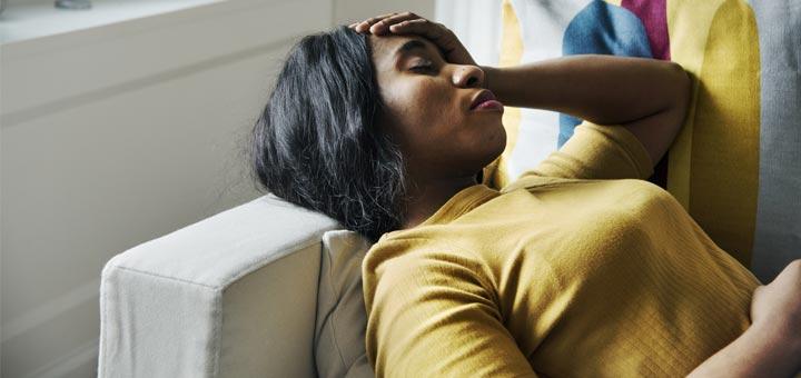 black-woman-with-flu