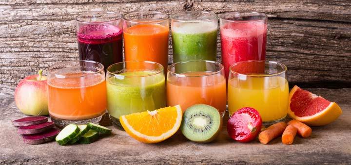 different-juices