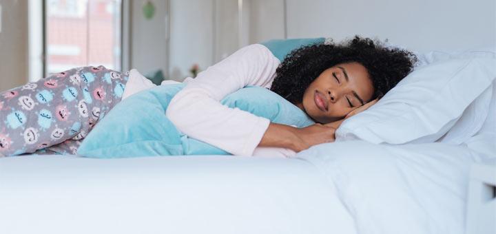 sleeping-black-woman