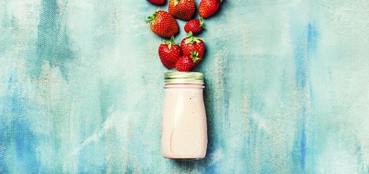 strawberry-dressing