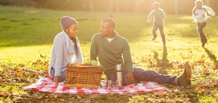 black-family-picnic-in-park